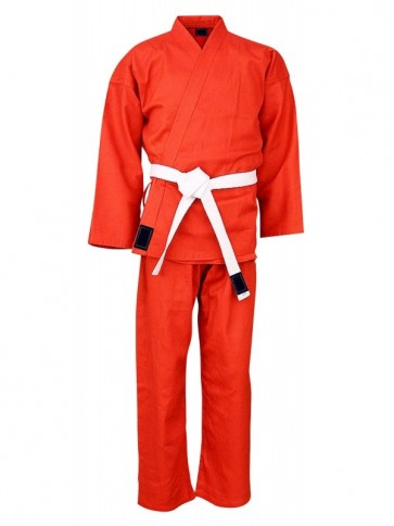 Red Karate Gi
