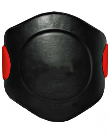 Black And Red Belly Guard