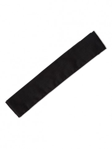 Black Karate Headband