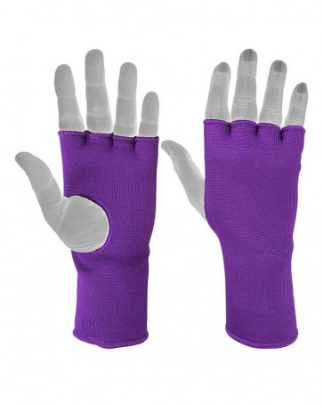 Boxing Inner Gloves Purple