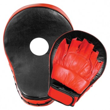 Black And Red Focus Pad
