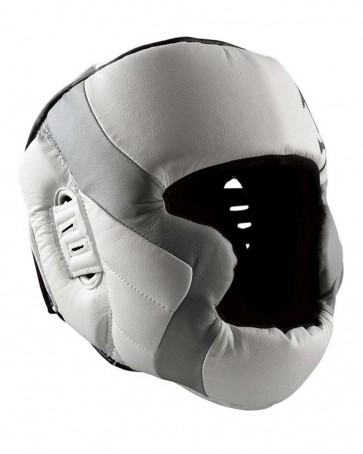 Grey MMA Head Guard