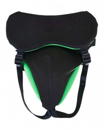 Groin Guard Black And Green