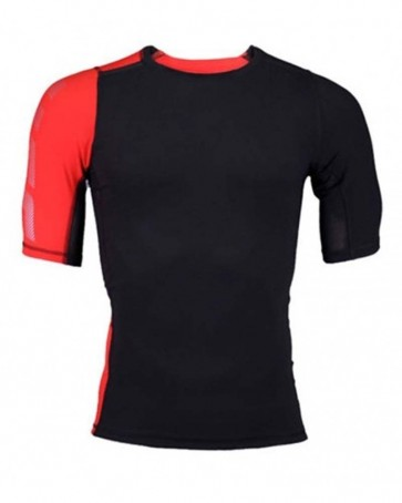 Rash Guards Black And Red