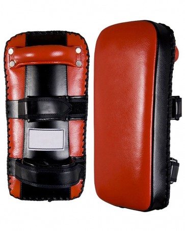 Muay Thai Pad Red And Black