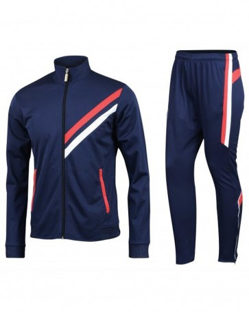 Navy Blue Tracksuit