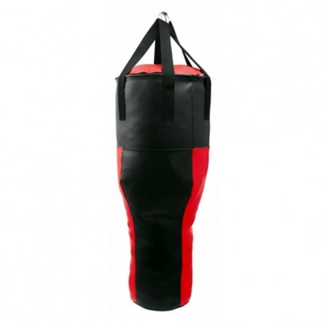 Two Color Punching Bag With Hanging Straps