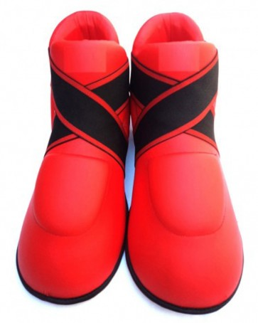 Red Boxing Shoes