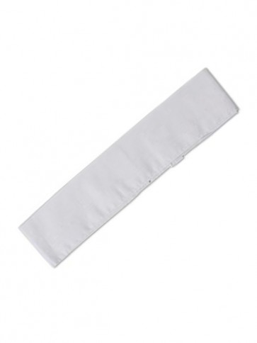 White Karate Headband