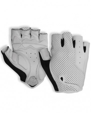 White Weight Lifting Gloves