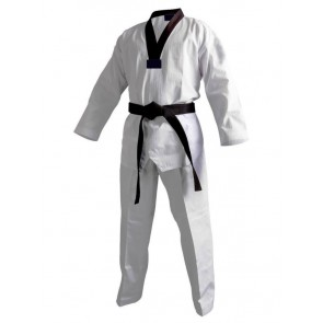 Off White Taekwondo Gi