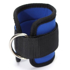 Ankle Straps Blue
