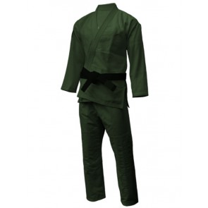 Army Green BJJ Gi
