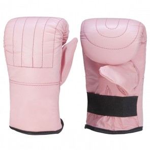 Pink Bag Gloves