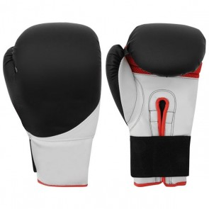 Black And White Bag Gloves