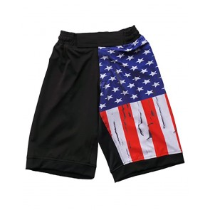 Digital Printed Compression Short