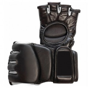 MMA Gloves In Black Color