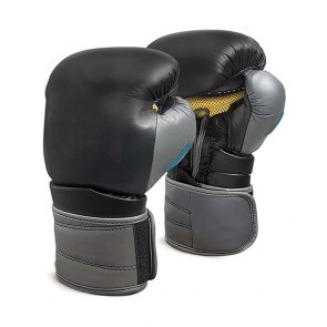 Grey Boxing Gloves