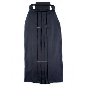 Kendo Hakama In Black