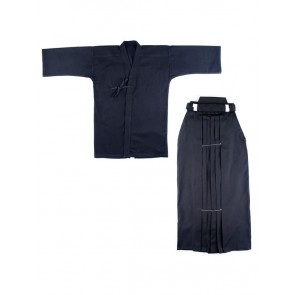 Kendo Gi In Black