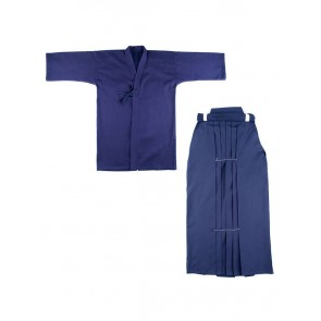 Kendo Uniform In Blue