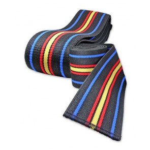 Knee Wraps Multicolor