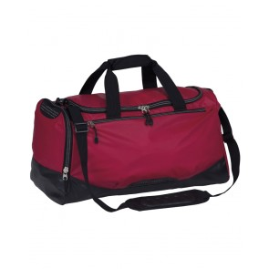 Maroon Sports Bag