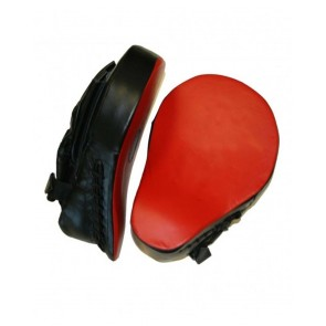 MMA Focus Mitts Red