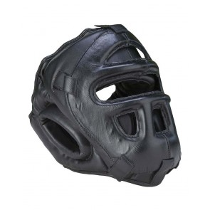 MMA Head Guard Black