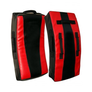 MMA Kick Shield Black And Red