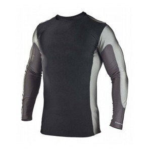 Rash Guards Black And Grey