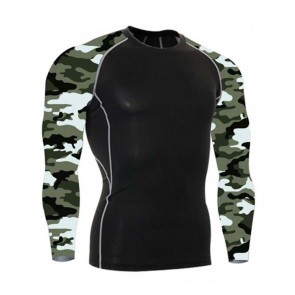 Rash Guards Camouflage