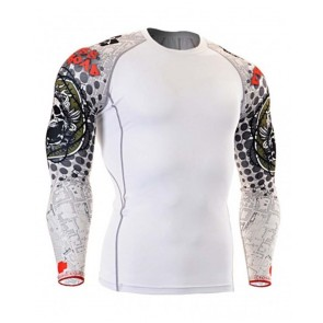 Rash Guards White