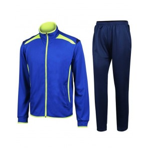 Royal And Navy Blue Tracksuit