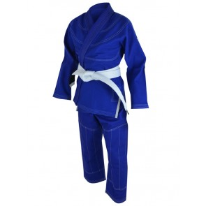 Royal Blue BJJ Gi