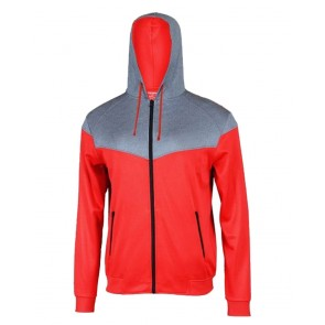 Sports Hoodie Red