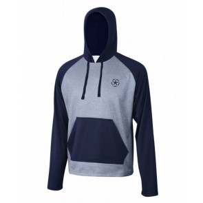 Sports Hoodie Grey And Navy