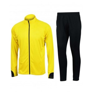 Tracksuit Yellow And Black