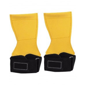 WeightLifting Grips Yellow
