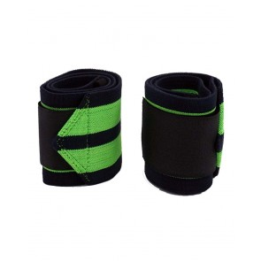 Wrist Wraps Black And Green